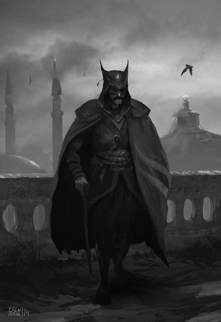 Ottoman-Batman