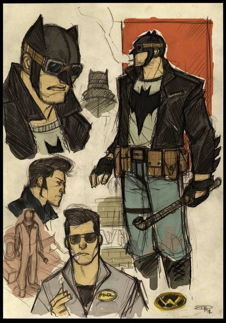 batman-rockabilly