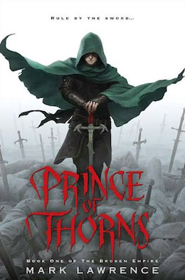 Toeing the Wavy Line in Mark Lawrence's Prince of Thorns