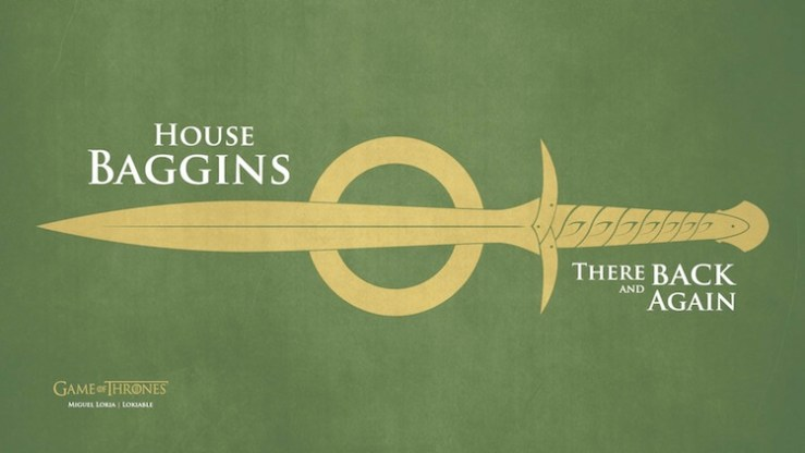 House Gamgee: Can Carry House Baggins