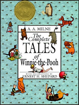 A Bear with Little Brain: Winnie-the-Pooh and The House at Pooh Corner
