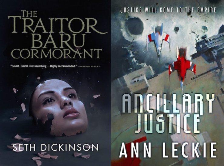 The Traitor Baru Cormorant Ancillary Justice empires ideal citizens
