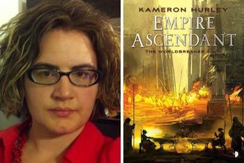 Midnight in Karachi Episode 32: Kameron Hurley