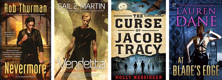 Fiction Affliction: December Releases in Urban Fantasy and Horror