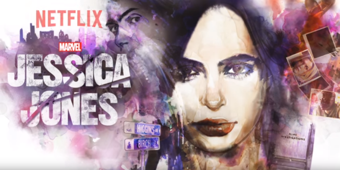 The Jessica Jones Paranoid Conspiracy Support Group
