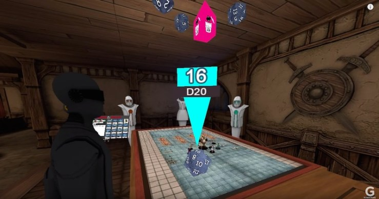 AltspaceVR Dungeons & Dragons virtual reality v20