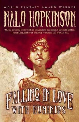 Short Fiction Spotlight: Falling in Love with Hominids by Nalo Hopkinson