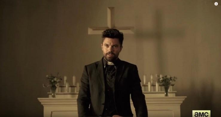 SFF adaptations movies TV Preacher AMC