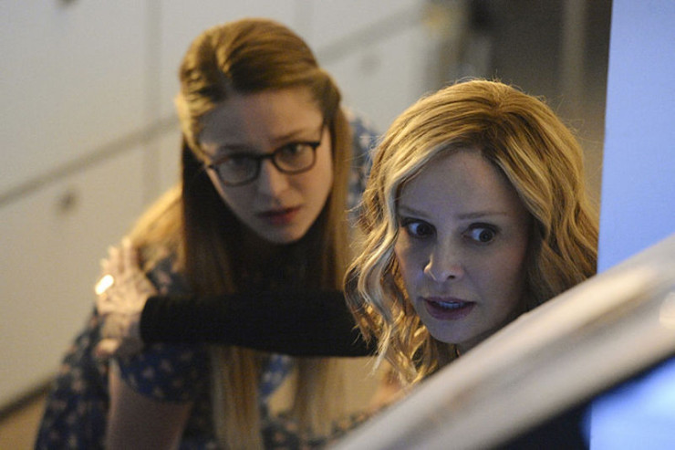 Supergirl Livewire review