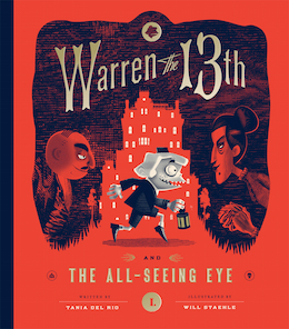 Warren the 13th and the All-Seeing Eye Sweepstakes!