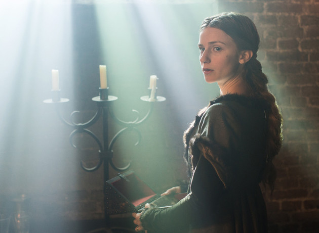 "Faye Marsay as Anne Neville ""The Kingmakers Daughter"", in The White Queen"