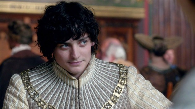 The White Queen's beautiful and distant Richard—what is he thinking?