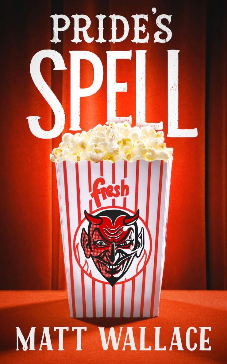 """Pride""""s Spell Matt Wallace Sin du Jour Tor.com Publishing"""