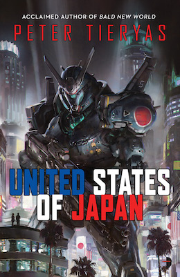 United States of Japan excerpt Peter Tieryas