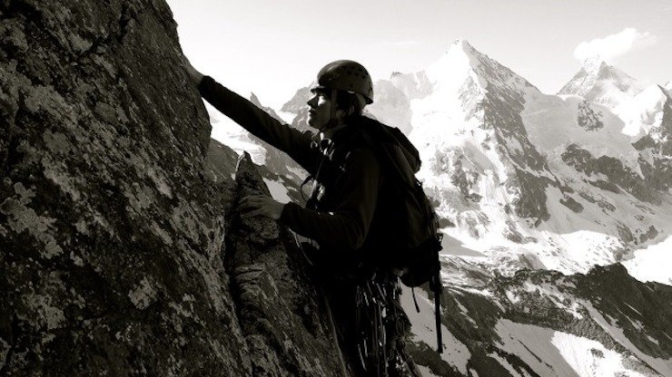 Heuvelt-climbing