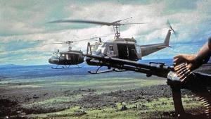 The gunner's view of Vietnam.
