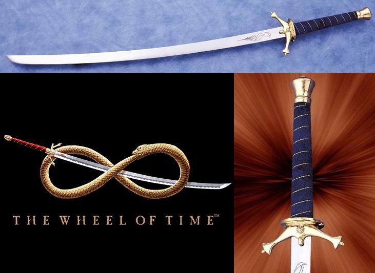 Jordan's Heron-marked Sword