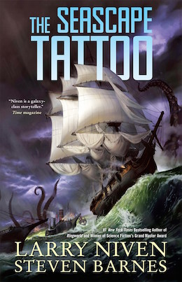 The Seascape Tattoo Larry Niven Steven Barnes sweepstakes