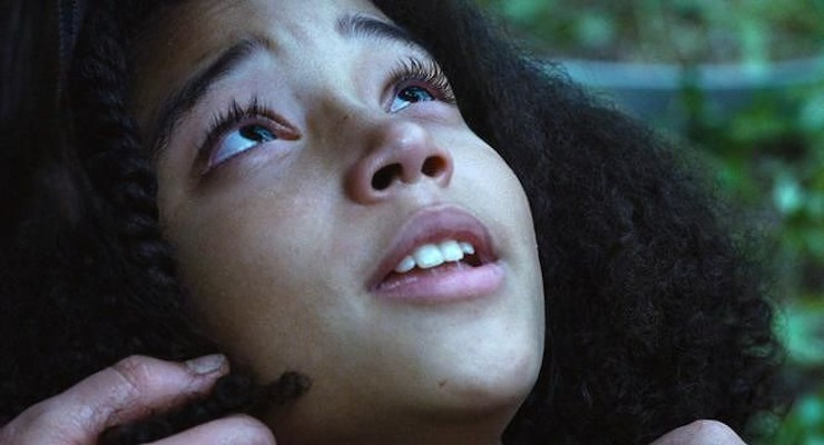 "Rue""s death, The Hunger Games"