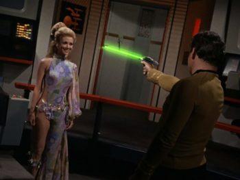 "Star Trek The Original Series Rewatch: ""Wink of an Eye"""