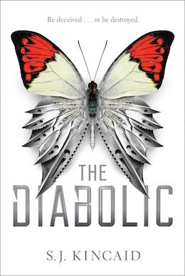 The Diabolic by SJ Kincaid