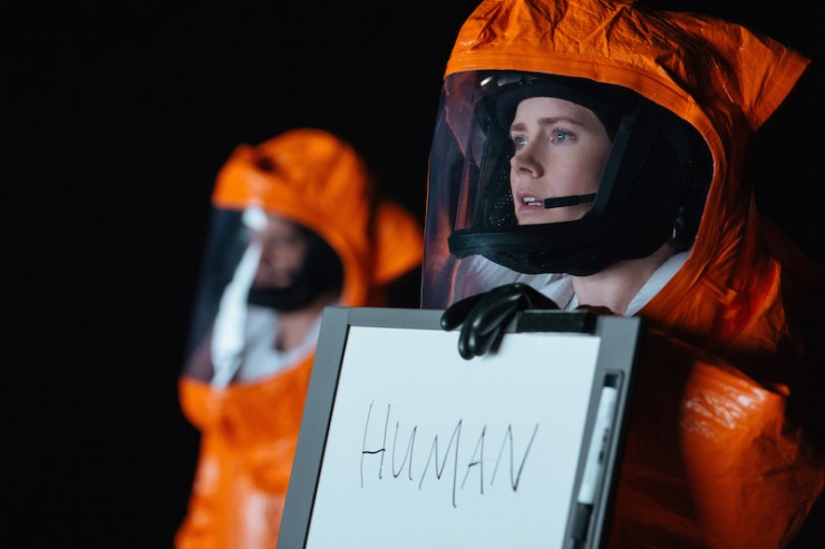 Arrival movie review Fantastic Fest