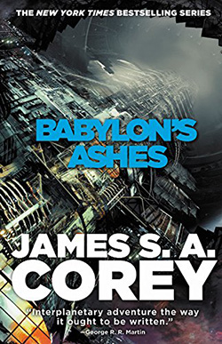 """Babylon""""s-Ashes-by-James-S-A-Corey"""