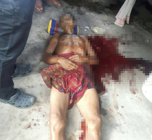 Image result for Son brutally stabs father to death for forgetting fish sauce in thailand