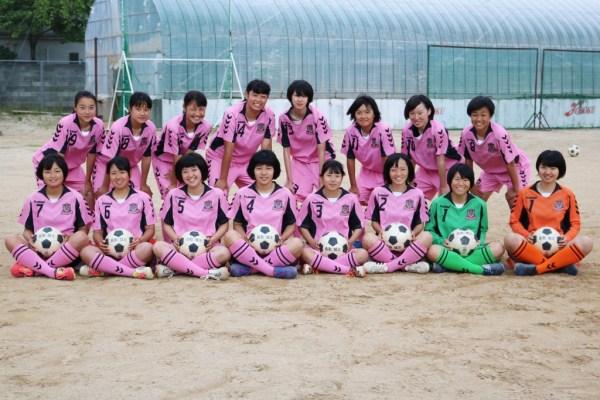 女子サッカー部 1