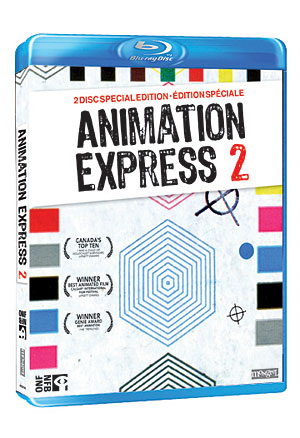 Animation Express 2 Blu-ray