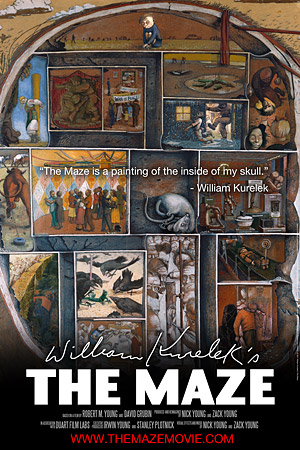 William Kurelek's The Maze