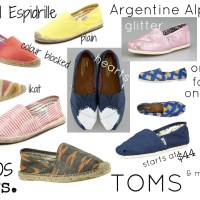 Soludos versus TOMS; Are they the same shoe?