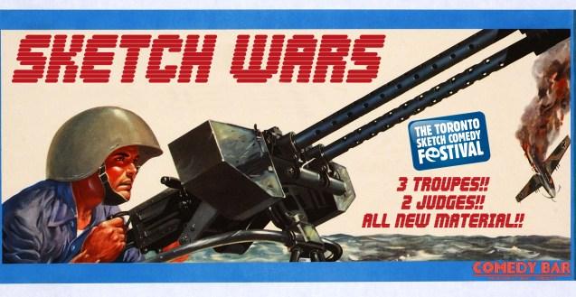 Sketch Fest Sketch Wars 2