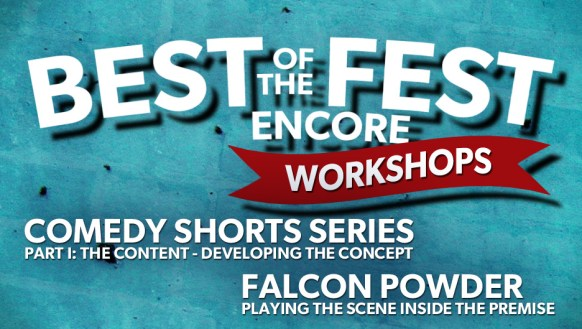 Best of the Fest Workshops