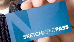 Sketch Nerd Pass