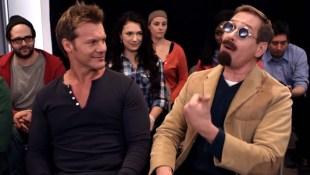 "Scott Thompson guests on ""But I'm Chris Jericho!"""