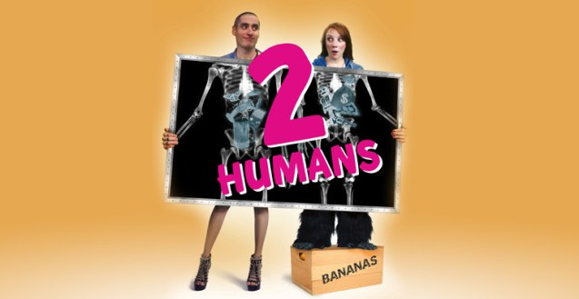 2 Humans