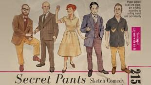 Secret Pants