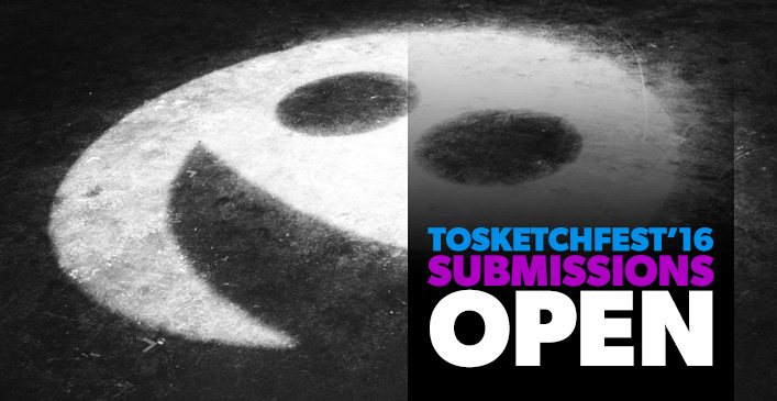 TOsketchfest '16 Submissions Open