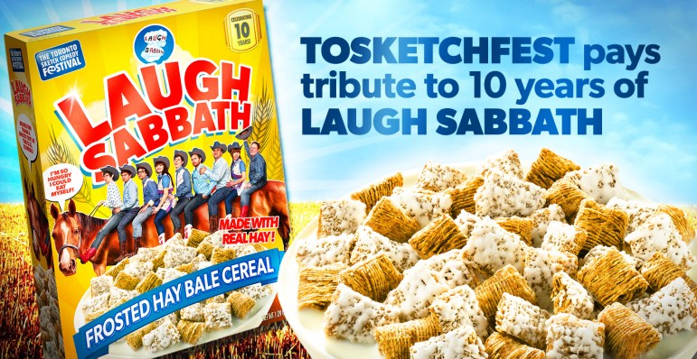 Ten Years of Laugh Sabbath