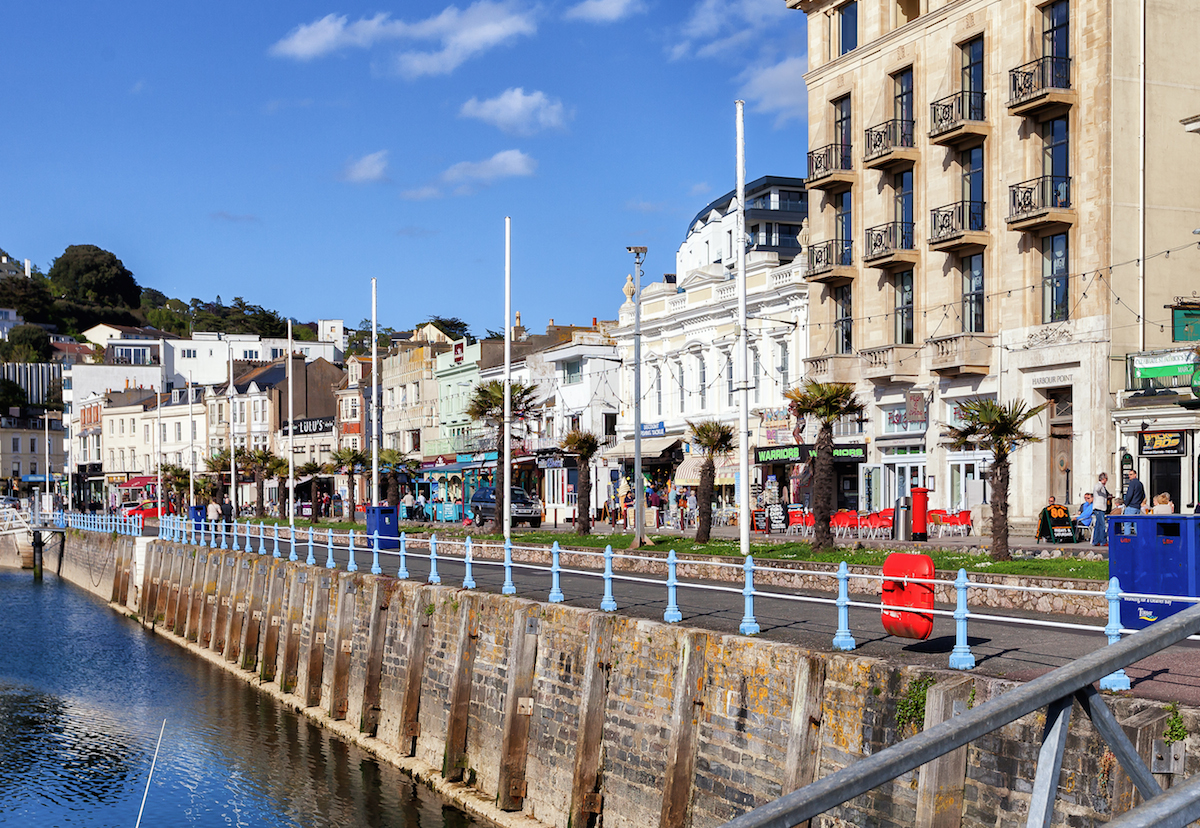 Dog Friendly Hotels Torquay