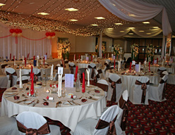 riviera centre wedding
