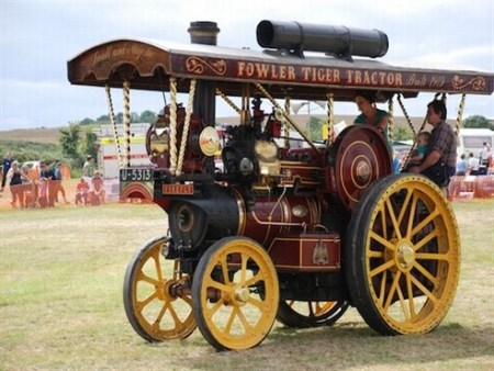 Torbay Steam Fair @ Churston Ferrers | Churston Ferrers | England | United Kingdom