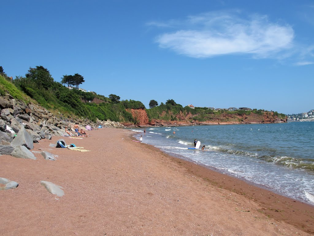 Hollicombe Beach Torquay A Local Guide