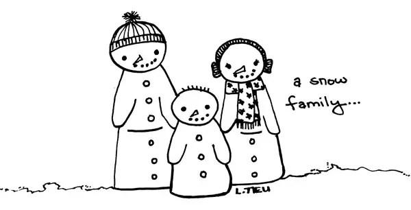 LTieu_snowfamily