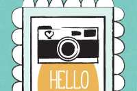 Hello Life Stationery Printables on HappyPrintClub.com