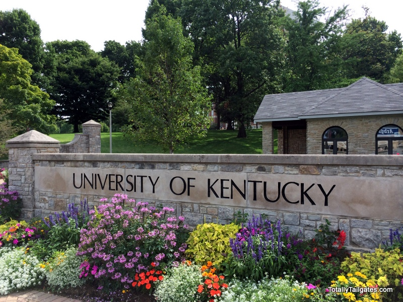 University of Kentucky in the Springtime