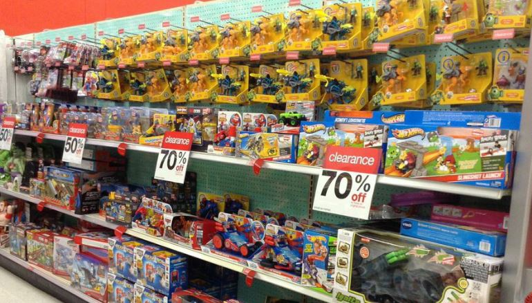 Target Toy For 10 And Up : Update on the summer target toy clearance up to off