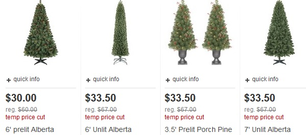 possible 50 off select christmas trees clearance 10 off a 50 holiday shop target - Christmas Trees Clearance