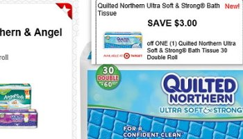 New Coupons: Angel Soft, Folger's, Garnier & More | TotallyTarget.com : quilted northern target - Adamdwight.com